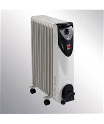 F.m. radiador de aceite fm rw20 serie rw 2000w, 9 elem