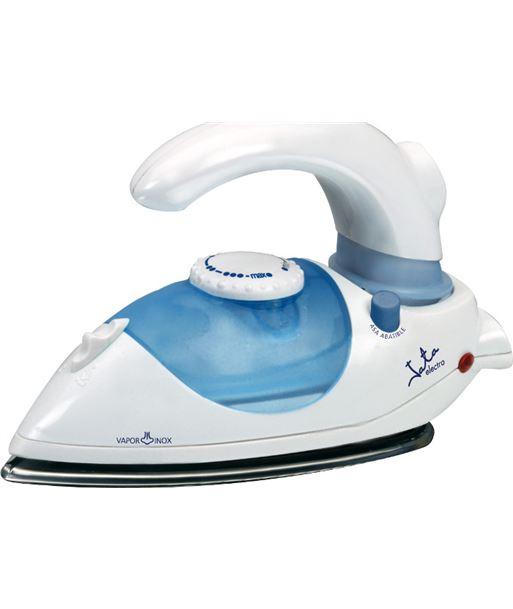 Plancha ropa Jata PL357N, 800w, suela inox, azul-b - PL357N