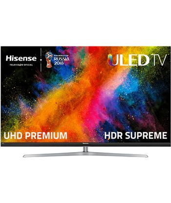 65'' tv Hisense H65NU8700 panel uled