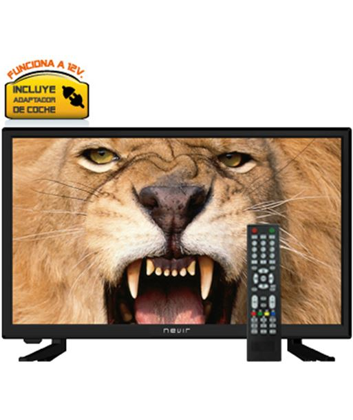 """20"""" tv led Nevir NVR741820HDN - NVR-7418-20HD-N"""