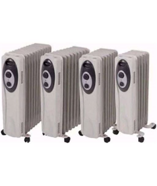 S&p radiador aceite sahara 2003 2000w (3 pot.) gris 5226832900 - 8413893258984