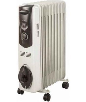 S&p radiador aceite sahara 2503 2500w (3 pot.) gris 5226833000