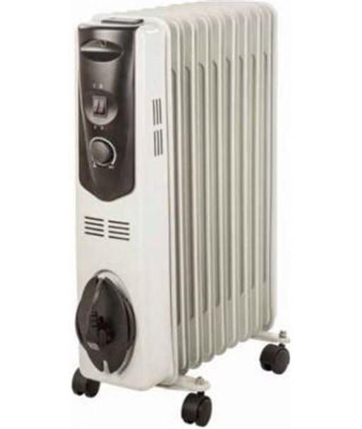 S&p radiador aceite sahara 2503 2500w (3 pot.) gris 5226833000 - SAHARA RADIADOR DE ACEITE 2500W (3 POT.) GRIS