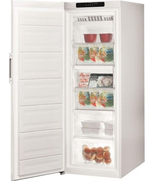Indesit UI6F1TW congelador vertical no frost Congeladores - UI6F1TW