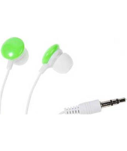 Stereo earphones color buds, green 34885 Vivanco - 34885