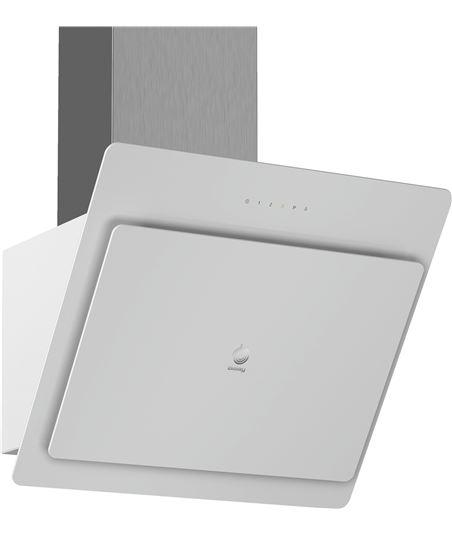 Balay, 3BC567GB, campana, a, 60 cm, cristal blanc Campanas convencionales - 4242006264437