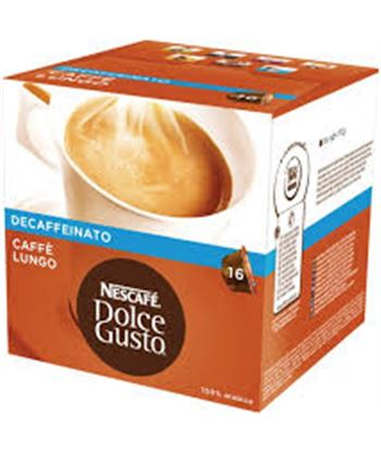 Bebida Dolce gusto caffe lungo descafeinado 112 g NES12062868 - 12062868
