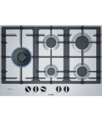 Bosch PCS7A5B90 placa gas inox 75cm 5quem Encimeras - PCS7A5B90