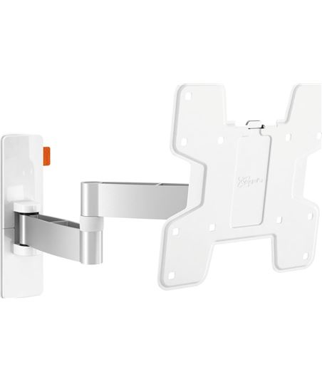 Soporte tv Vogels 19-40'' inclinable giratorio 2 brazos vesa 200 x 200 blanc VOGWALL_3145W - VOGWALL_3145W.
