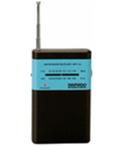 Radio am/fm analógica Daewoo drp-100 negraire acondicionado zul + auriculares DAEDBF134 - DAEDBF134