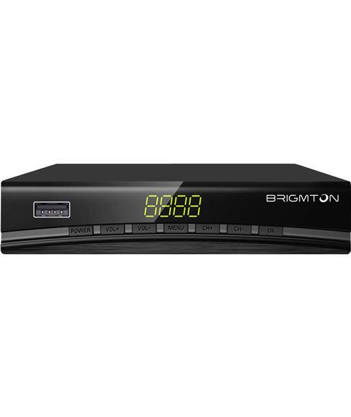 Tdt t2 hd Brigmton 918 grabador hdmi BRIBTDT2_918_HD - BRIBTDT2_918_HD
