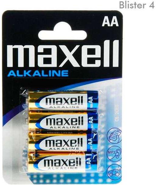Maxell mxlllr06b4se Pilas y cargadores - LR06B4MXL