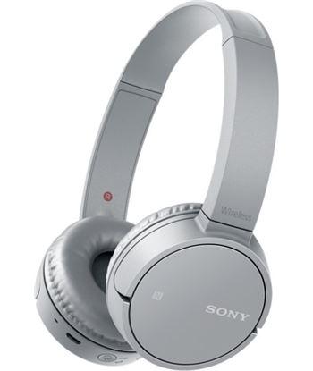 Auriculares diadema Sony whch500h bluetooth gris WHCH500HCE7