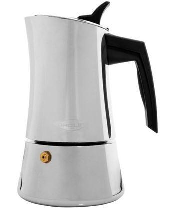 Cafetera Oroley 215100200 inox 2 tazas Cafeteras - 8413956951739