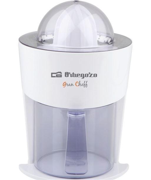 Orbegozo exprimidor. potencia 40w. recoge pulpas de acero i ep3250 - 8436044531583