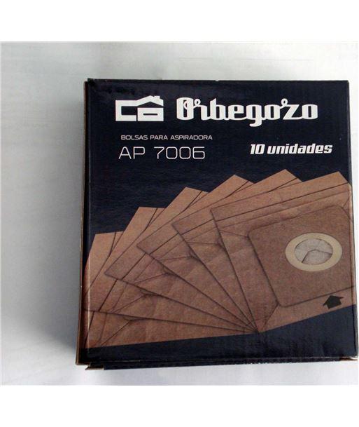 Aspirador con bolsa Orbegozo AP7006 - 8436044536335