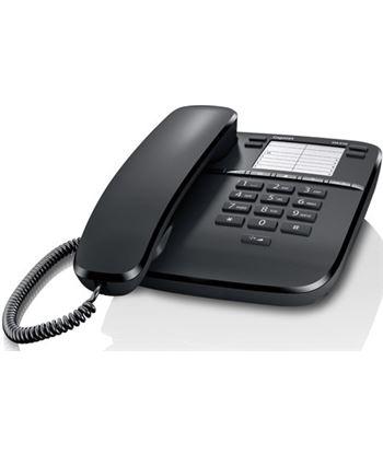 Siemens telefono de sobremesa gigaset da310, negro, tecla