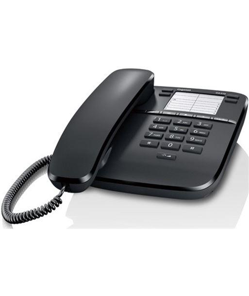 Nuevoelectro.com telefono de sobremesa gigaset da310, negro, tecla - DA310