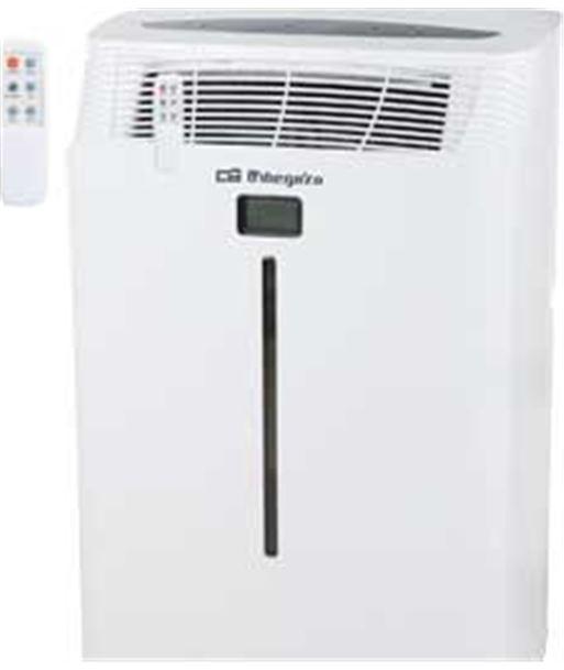 A.a. portatil Orbegozo ADR95, frio 2250kcal, calor - 8436044530715
