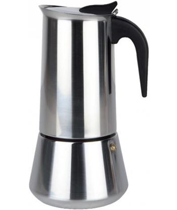 Cafetera inox Orbegozo kfi660 6 tazas, induccion ORBKFI660