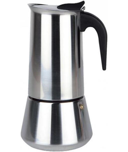 Cafetera inox Orbegozo kfi660 6 tazas, induccion ORBKFI660 - 8436044534195