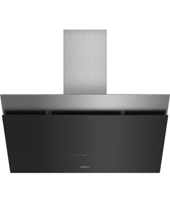Campana decorativa Siemens LC98KPP60 90cm negra in