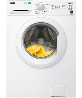 Zanussi zwf8220wwe washing machine, front loade Lavadoras de carga frontal