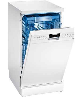 Lavavajillas 45cm Siemens SR256W00TE blanco a+