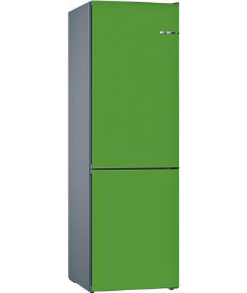 Combi nofrost Bosch KVN39IJ3B verde menta 203cm