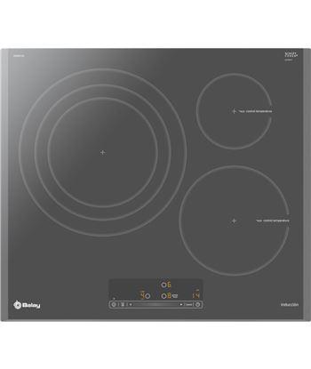 Placa inducc Balay 3EB967AU antracita 60cm 3zon Vitrocerámicas inducción - 3EB967AU