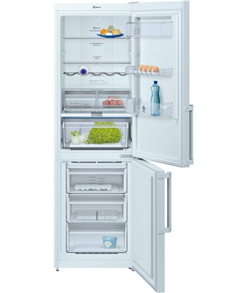 Combi nofrost Balay 3KR7627WE, blanco 186cm a++