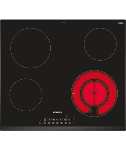 Placa eléctrica vitroc Siemens ET651FFP1E 60cm 4zo - ET651FFP1E