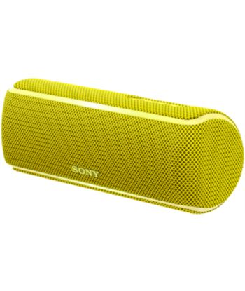 Altavoz inalámbrico bt Sony SRSXB21YCE7
