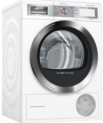 Bosch secadora 9kg bosino frost wty88809es blanco