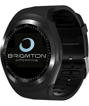 Smartwatch Brigmton bt7 sim microsd negro BRIBWATCH_BT7_N