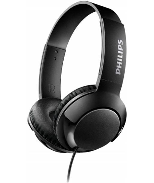 Auriculares diadema Philips shl3070 negros PHISHL3070BK_00 - SHL3070BK_00