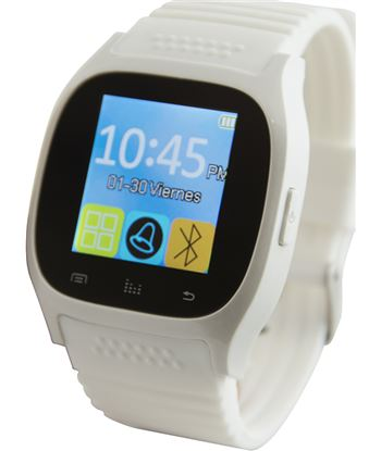 Contact smartwatch ksix plus blanco conbxsw10b