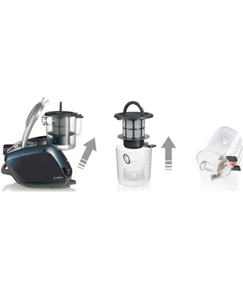 Aspirador  trineo sin bolsa Bosch BGS5ALL1 Aspiradoras de trineo - 24689149_9757