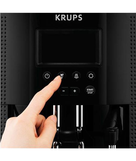 Cafetera  Krups super automatica ea8150 milano negra EA815070 - 27278179_0810
