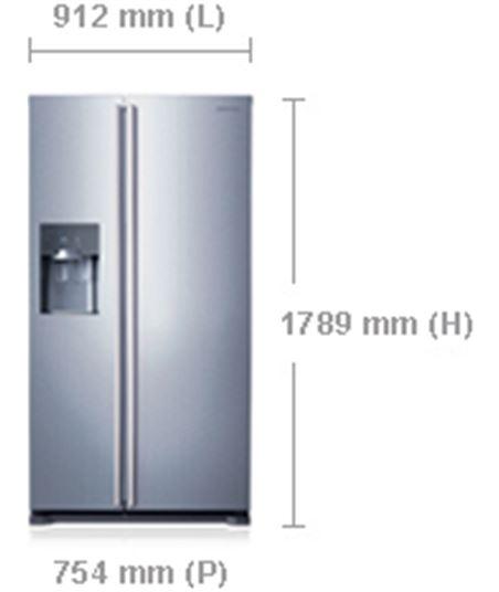 Samsung frigorifico americano side by side RS7567THCSL - 18022610-SAMSUNG--1