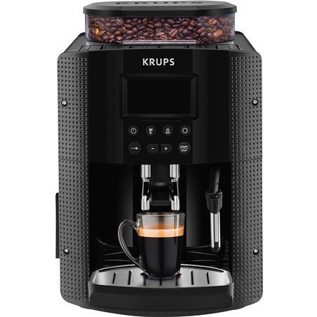 Cafetera  Krups super automatica ea8150 milano negra EA815070 - 27278179_9297