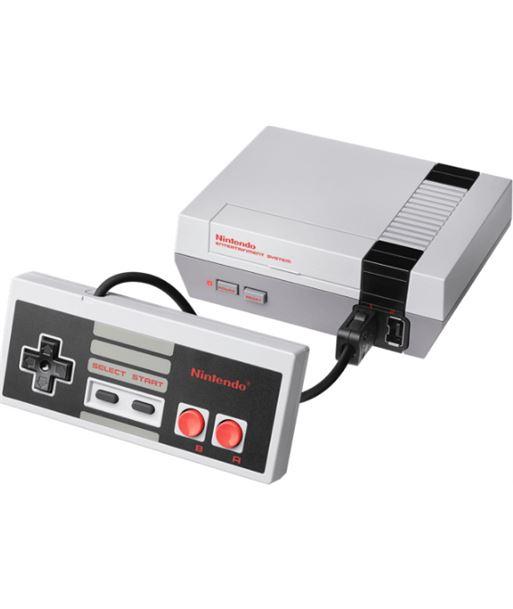 Consola Nintendo classic mini hw nes NIN2400066 - 2400066