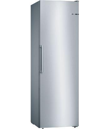 Congelador vertical nofrost Bosch GSN36VI3P inox 1