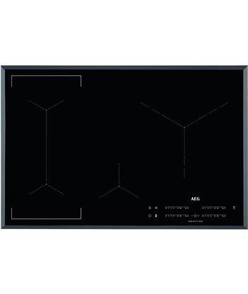 Placa induccion Aeg IKE84445FB 4f 80cm biselada Vitrocerámicas de inducción