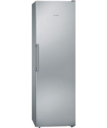 Congelador vertical nofrost Siemens GS36NVI3P inox