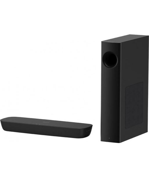 Barra de sonido SCHTB250EGK Panasonic negra Altavoces - SCHTB250K
