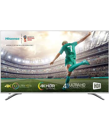 43'' tv Hisense 43A6500 uhd 4k