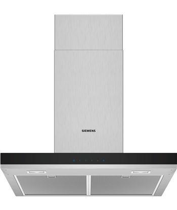 Campana decorativa Siemens LC66BHM50 60cm negro in