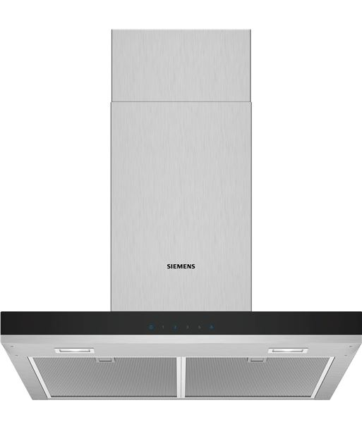Campana decorativa Siemens LC66BHM50 60cm negro in - 4242003804919
