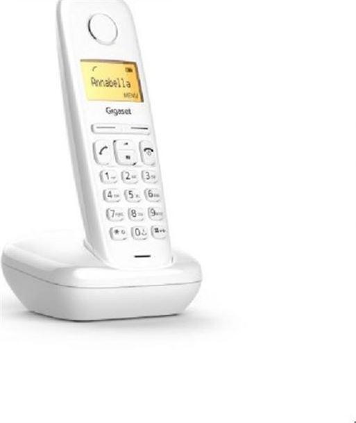 Nuevoelectro.com telefono inalambrico gigaset a170 blanco a170blanco - 4250366851013